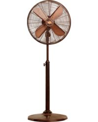 Orient Electric Stand 35 400mm Bronze,  brown