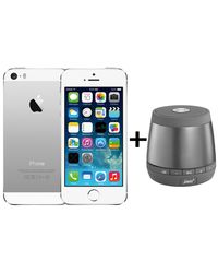 Apple iPhone 5S+ JAM-Plus-speaker, 64 gb,  silver