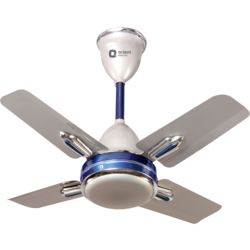 Orient Electric Quasar Ornamental 600 mm,  silver blue