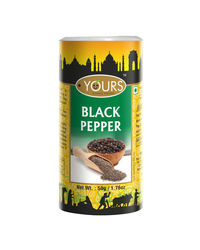 Black Pepper Powder, 50 gm-bottle