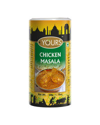Chicken Masala, 50 gm-box