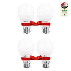 LED LAMP - 9W WHITE - Pack of 4