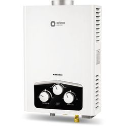 Orient Electric GWVN06WPMD Gas Water Heater - for PNG