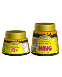 Hing, 100 gm-bottle