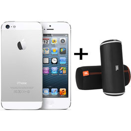 iPhone 5 32GB White JBL Offer