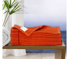 Story At Home Pure Cotton Bath Towel, orange