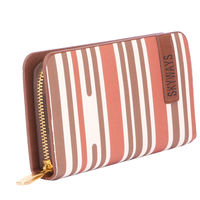 SkyWays Artificial Leather Wallet For Woman, multicolor