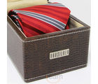 Orosilber 100 % Silk Ties (Red)