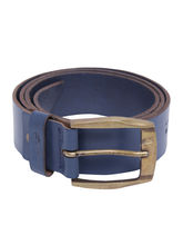 Casual Belt, M, Blue