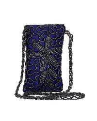Anshul Fashion Branded Cell Pouch, blue