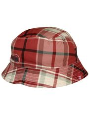 Probase Red Denim Cap