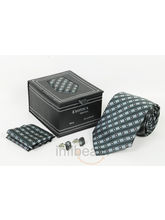 Leatheritte Packing Necktie Gift Set
