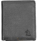 Kara Men's Wallet- 9026 (Black)