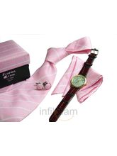 Necktie + Watch Gift Hamper