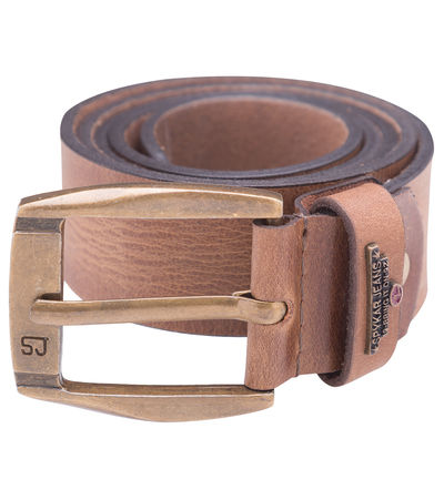 Casual Belt,  tan, m