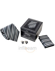 Necktie Gift Set In Leatheritte Packing Necktie