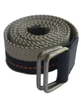 Renz Men's Reversible Canvas Belt, 30, Multicolor
