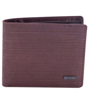 Casual Wallet,  brown
