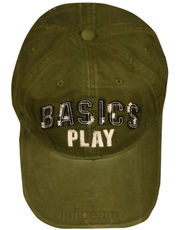 Basics Men Cotton Cap