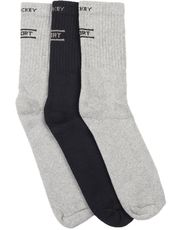 Jockey Men Pack Of 3 Socks Assorted