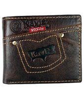 Kavis Stylish Men Wallet Genuine Leather (KA-8318)