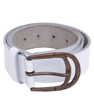 Casual Belt, m,  white