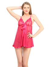 Desiharem Nightwear For Women, pink