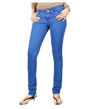 Fungus Women Denim Jeans - FJL-046, Blue, 28