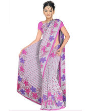 Designer Art Silk Saree With Unstitched Blouse - 29515-PK, Pink