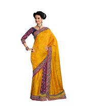 Hypnotex Authentic Zoot Jacquard Saree - Autograph 1705, Multicolor