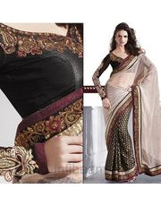Stunning Gorgeous Brocade Saree