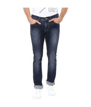 Slim Fit Jeans,  dark blue, 30