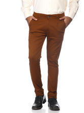 Sam And Jazz Chinos D7-PCH-39, Brown, 32