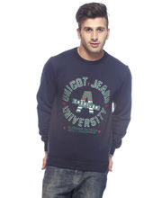 Temper SweatShirt For Men - PL-SSP-5, Blue, L