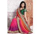 Fashion N Fabrics Saree (Multicolor)