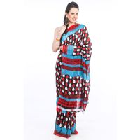 Delhi Seven Saree D7-SA-119, multicolor