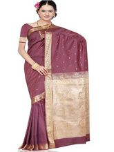 Beautiful Silk Saree 290 (Multicolor)