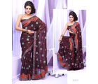 Sahiba Designer Saree 1313, brown