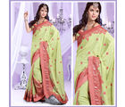 Sahiba Designer Saree 1306, green