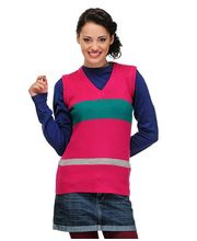 Yepme Casey Sleeveless Sweater, Multicolor, L