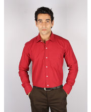 Brand New Stori Shirt for Men - FILAFIL-191RD6, red,...