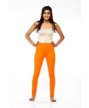 French Trendz Ankle Length Legging - LGALCTSE5, Orange, 4xl