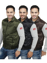 Stylox Set Of 3 Winter Jacket, 40