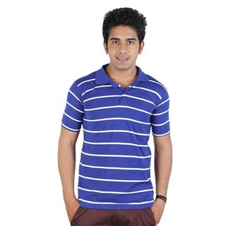 Polo T-Shirt With Stripes at Rs 169 Only - Best Price Polo T-shirt