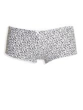 BOOBS AND BLOOMERS Animal Print Boxer Briefs, multi colour, xs