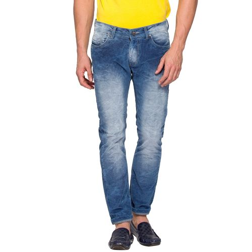 Regular Rico Narrow Fit Jeans, 34,  mid blue