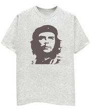 Champu Che Guevara Men's T-Shirt CHMP_ MT_ 342, Grey, Xl