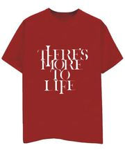 Champu More To Life Men's T-Shirt CHMP_ MT_ 423, Red, L