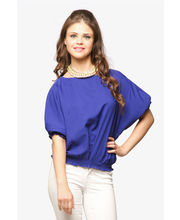 Miss Chase Flare' For Fashion (MCPF13TP02-07-31), Blue, Xs
