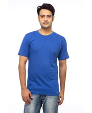 Delhi Seven Round Neck T-shirt - DOD-TS-102, Blue, Xl